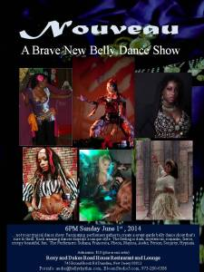A Brave New Belly Dance Show june2